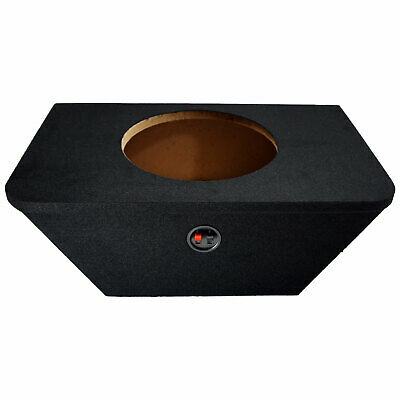 "2000-2009 Honda S2000 Custom Fit Trunk 12"" Subwoofer Enclosure Speaker Sub Box"