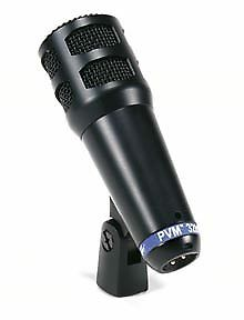 Peavey Pvm 328 Dynamic Cardioid Tom Microphone With Carrying Case 493160 New