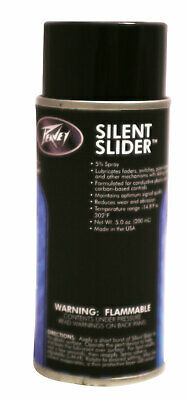 Peavey SILENT SLIDER Formulated To Lubricates Faders Plastic Switches 493880 New
