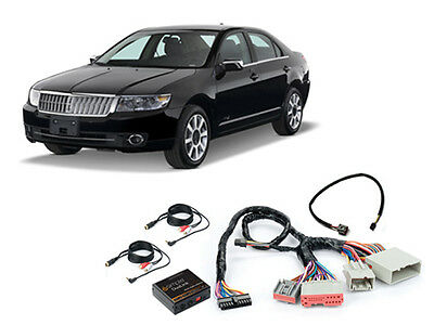 iSimple ISFD531 2007-2009 Lincoln Mkz Dual Aux Audio Adapter For Factory Radio
