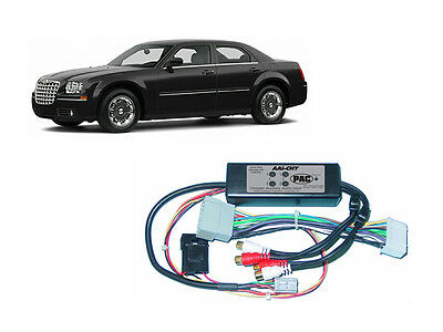 Pac AAI-CHY 2005-2007 Chrysler 300 Dual Aux Audio Input Kit For Factory Radio