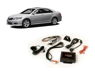 iSimple Isgm652 Iphone iPod Bluetooth 2007-2012 Toyota Camry Factory Radio Kit