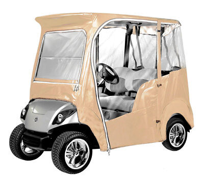 Armor Shield 09-10 Yamaha Drive Golf Cart Tan Enclosure Cover New