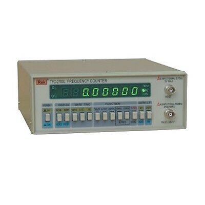 TFC-2700L Frequency Counter 10Hz to 2700MHz