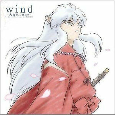 INUYASHA ANIME SOUNDTRACK CD Japanese INU YASHA Symphonic theme collection