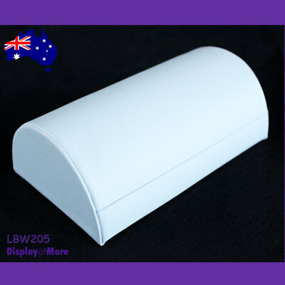 BEST SELLING Bracelet Watch Display Pillow-IVORY Leatherette | AUSSIE Seller