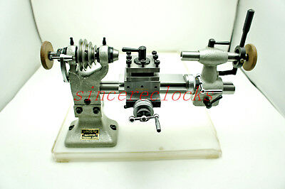 Watchmakers Lathe with Square Tool Holder