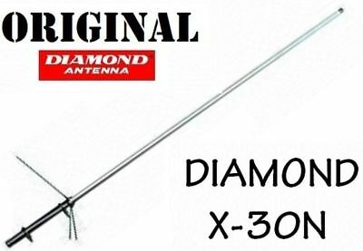 Antenna da base Diamond X-30N 144/430 MHz ORIGINALE