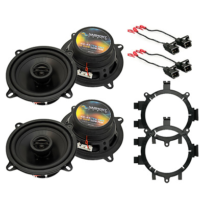 Chevy Silverado Truck 2007-2013 Factory Speaker Upgrade Harmony R65 R5 New