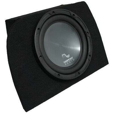 "1990-2005 Mazda Miata MX-5 Convertible Harmony R104 Single 10"" Sub Box Enclosure"