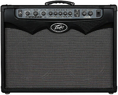 """Peavey Vypyr 100 Electric Guitar 100W Amplifier Combo Dual 12"""" Modeling 4CH Amp"""