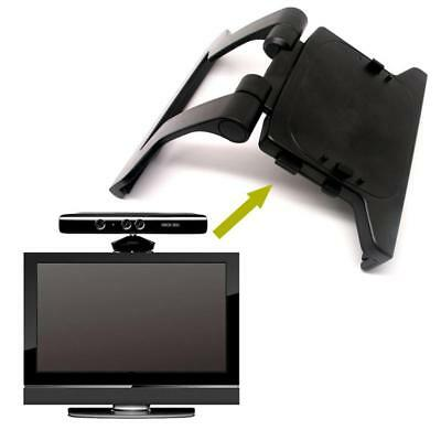 Tv Mount Clip Bracket Stand Holder Support Clamp For Xbox 360 Kinect Sensor