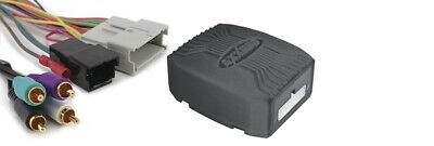 Axxess GMOS-04 Onstar Interface For Amplified Gm Vehicles W/ Rap Chime Retention