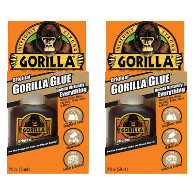 Original Gorilla Glue 2oz (Pack Of 2)