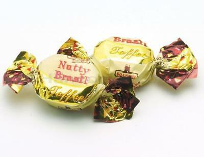 * Walkers Nonsuch Nutty Brazil Toffees Wholesale Pick n Mix RETRO SWEETS & CANDY
