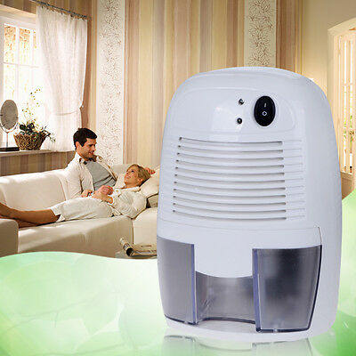 Mini Electric Air Dehumidifier Home Room Moisture Absorber Drying Appliance