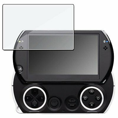 Clear LCD Screen Protector Film Cover For Sony PSP Go