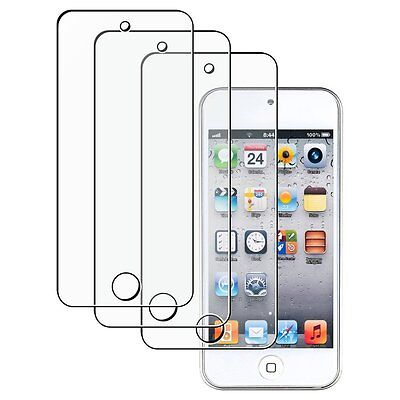 3-Pack LCD Screen Protector Film Cover For Apple iPod Touch 5th Gen/6th Gen