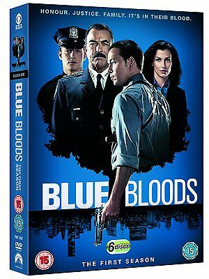 Blue Bloods Complete Season / Series 1 Dvd Englisch