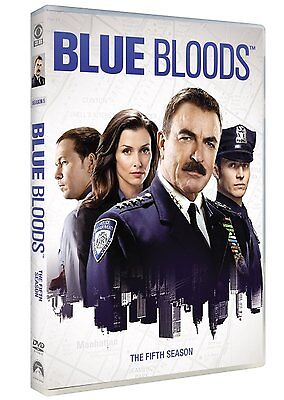 Blue Bloods Complete Season / Series 5 Dvd Englisch