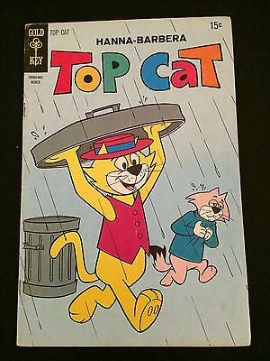 TOP CAT #29 VG/VG+ Condition