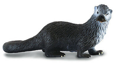 CollectA 88053 Common Otter - Forest Animal Model Toy Replica Gift - NIP