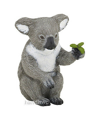 Papo 50111 Koala Bear Australian Wild Animal Figurine Model Toy Replica - NIP