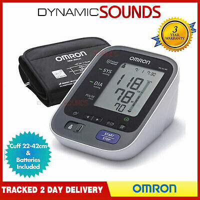 Omron M6 Comfort Arm Blood Pressure Monitor with Morning Hypertension