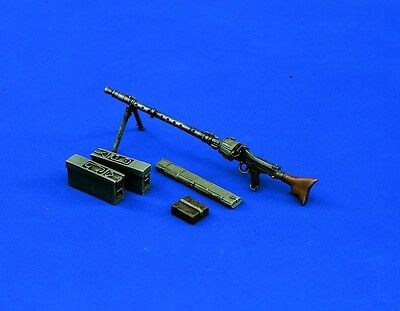 VERLINDEN PRODUCTIONS #0794 WWII German MG34 in 1:16