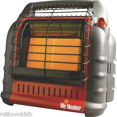 Mr Heater LP Propane Indoor Safe Portable Big Buddy Heater