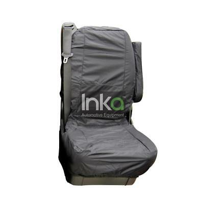 Mercedes Vito Rear Single Set Inka Fully Tailored Waterproof Seat Cover Grey
