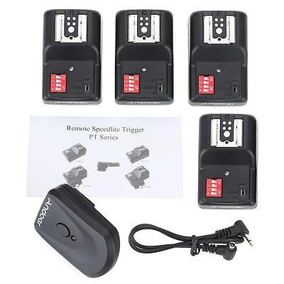 Andoer 16 Channel Wireless Remote Flash Trigger Set for Canon Nikon Olympus I6Y4