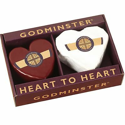 Godminster Heart to Heart Cheese