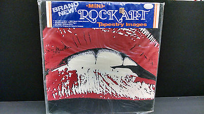 Rocky Horror Picture Show Rock Art Tapestry 1982 Brand New! Nos
