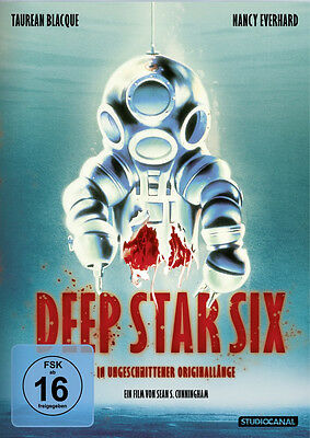 Deep Star Six - Uncut Version (Greg Evigan)                          | DVD | 999