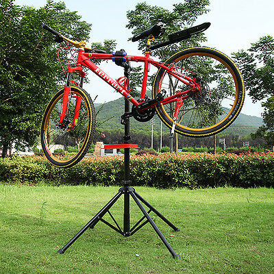 Adjustable&Foldable Bike Bicycle Maintenance Mechanic Repair Stand Workstand UK