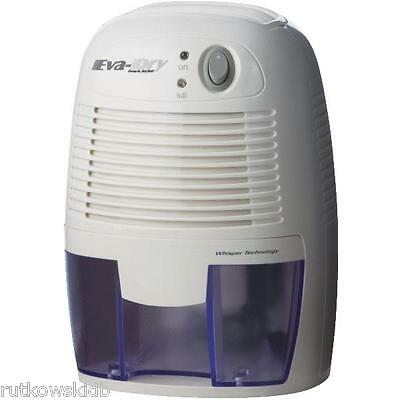 Eva-Dry 120V 1100-CuFt Electric Petite Dehumidifier with Peltier Technology