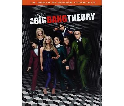 Film DVD WARNER HOME VIDEO - Big Bang Theory (The) - Stagione 06 (3 Dvd)