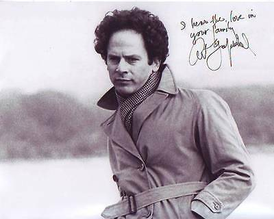 ART GARFUNKEL signed autographed photo GREAT CONTENT!!!
