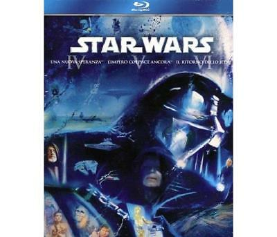 20TH CENTURY FOX - Star Wars Original Trilogy - Episodi 4-5-6 (3 Bl Blu-Ray