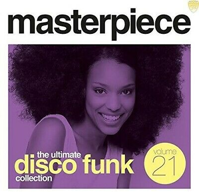 Various Artists - Masterpiece the Ultimate Disco Funk Coll 21 [New CD] Holland -
