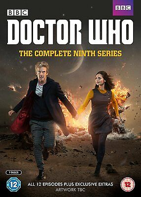 Doctor Who The Complete Season / Series 9 Dvd Englisch