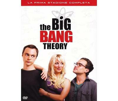 Film DVD WARNER HOME VIDEO - Big Bang Theory (The) - Stagione 01 (3 Dvd)