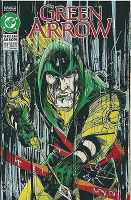 Green Arrow #57 Dc) (1988 Series)