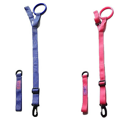 Baby Durable Leash Toddlers Walking Handle Wrist Safety Harness Straps
