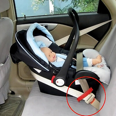 Baby Kid Car Safety Seat  Belt Clip Buckle Child Toddler Safe Strap Fixed Lock