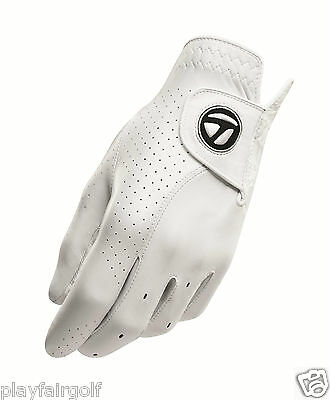New - TaylorMade Golf Men's Tour Preferred Cabretta Leather Golf Glove - MLH