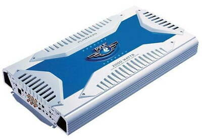 NEW Pyle PLMRA620 6 CHANNEL 2000W MARINE boat , CAR AUDIO Power AMPLIFIER AMP