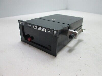 Process Technology DINEF 3900-01 Temperature Controller, Range: 32 to 248°F