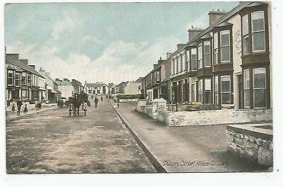 irish postcard ireland clare o curry street kilkee